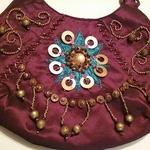 Handbags - B0GO  FREE ❤Maggie B Boho Gypsy Women's Purse
